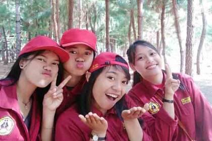 KKN UKI Toraja Promosikan Wisata Alam To' Nakka' di Tana Toraja
