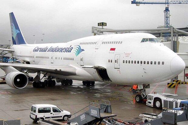Sudah Normal, Garuda Kembali Terbang ke Hong Kong