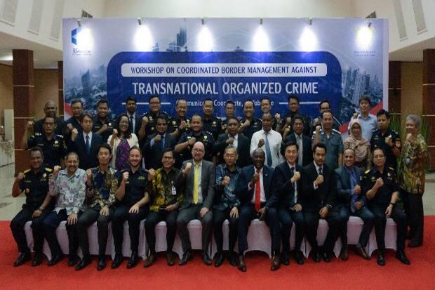 Pusdiklat Bea Cukai Adakan Workshop Penangangan Transactional Organized Crime