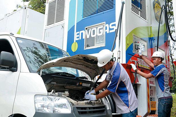 APCNG: Kendaraan Berbasis Gas Harus Bebas dari Aturan Ganjil Genap