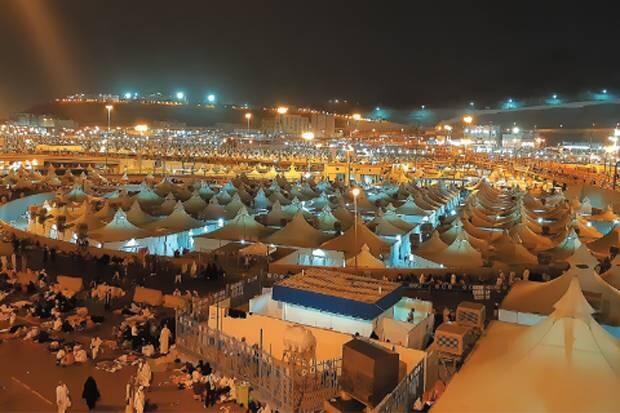 RI Minta Tenda Dibangun Bertingkat di Mina