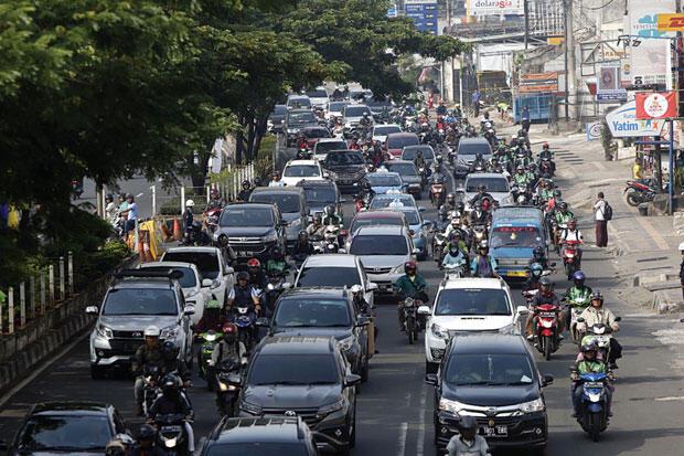 Depok Fakir Trotoar, Jakarta Punya Trotoar Lebar