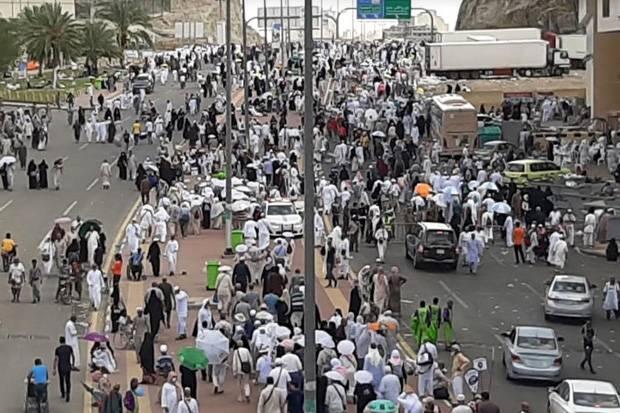 Penjelasan Kepala Daker Mekkah Terkait Kabar Mina Banjir