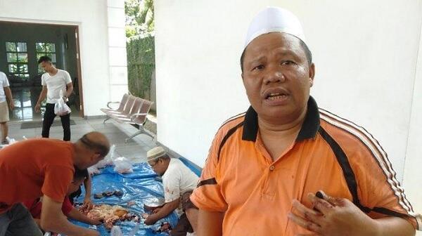 DPD Sumut Berkurban, Buktikan Partai Nasionalis Cinta Agama