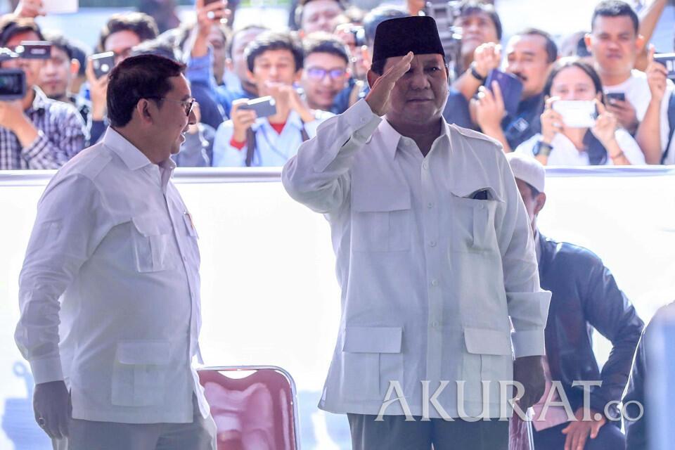 Gerindra Klaim Poros Terbaik 50 Tahun ke Depan Cuma Gerindra, PDIP dan Golkar