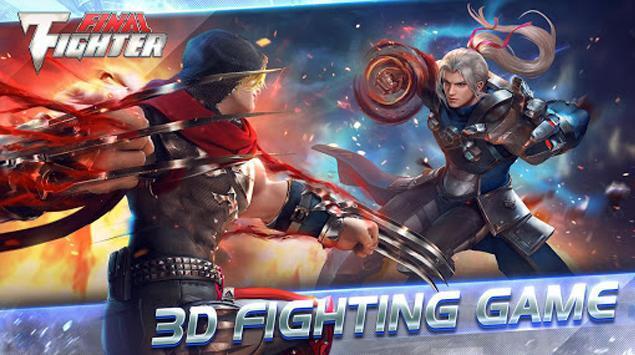 Final Fighter, Sebuah Game Fighting Mobile berkualitas Console !!!