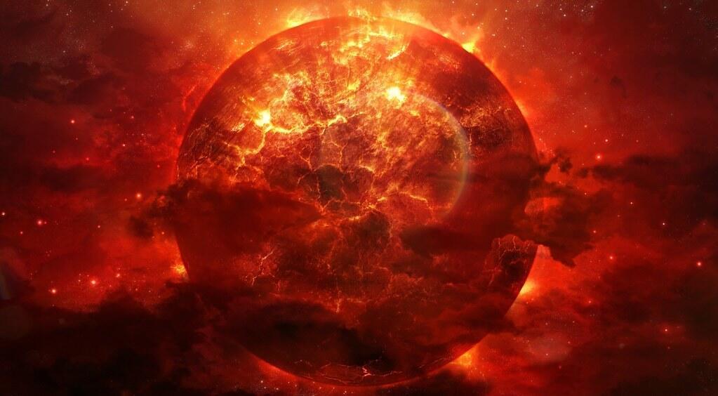 5 Fakta Tentang UY Scuti, Bintang Terbesar di Alam Semesta yang Bikin Sun Kayak Kutu
