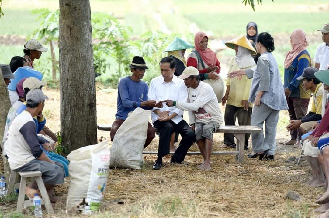 Bikin Kaget !! Jokowi Dinilai Pemimpin Merakyat yang Kehadirannya Selalu Ditunggu