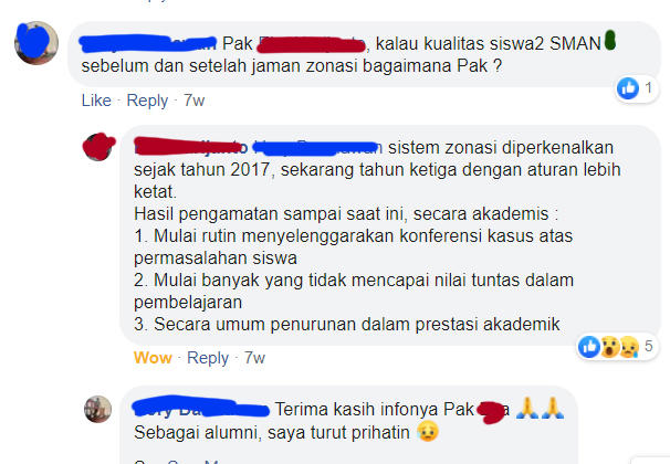 Upaya Pemerataan Sistem Pendidikan Remaja Indonesia