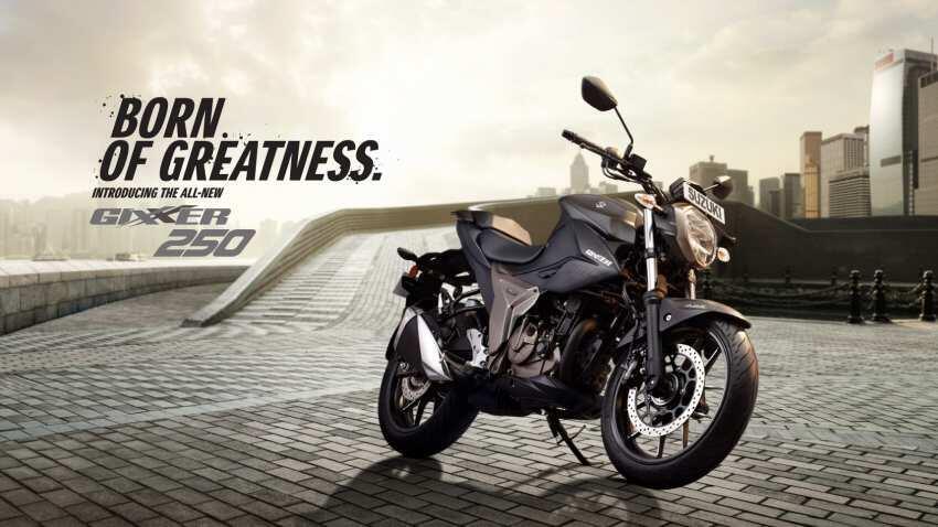 Suzuki Gixxer 250, naked bike di kelas 250cc