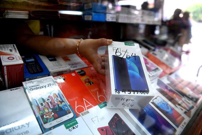 Oppo dominasi pasar Indonesia pada Q2 2019