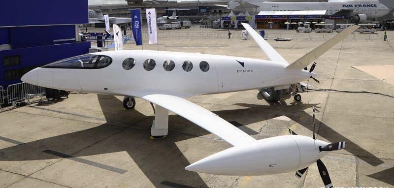Anjay — Alice si Pesawat Komersial Ramah Lingkungan Pertama di Dunia