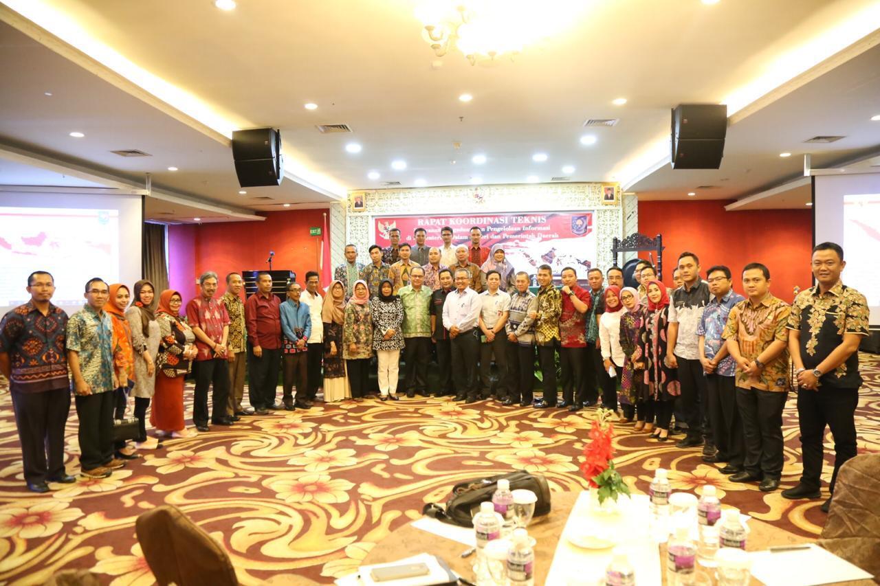 Perkuat Fungsi Pelayanan Publik, Kemendagri Siap Dukung SP4N LAPOR