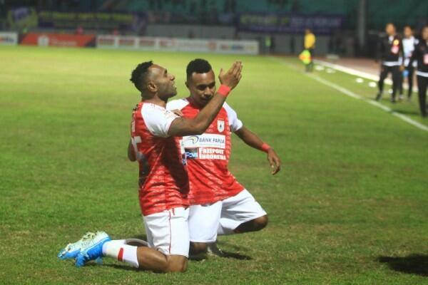 Persipura vs Kalteng Putra: Duel Lini Serang Aura Papu