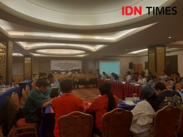 Partisipasi Warga Jakarta pada Pileg 2019 Nyaris Capai 80 Persen