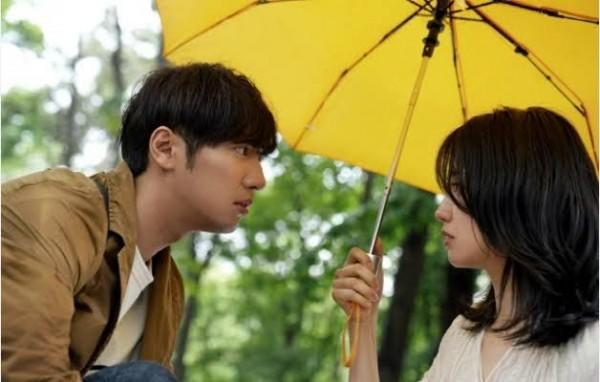"""10 Potret Lee Sang Yeob & Park Ha Sun """"Love Affairs in the Afternoon"""""""