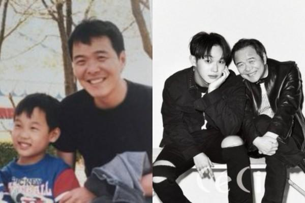 Warisi Bakat, Ini 11 Potret Keakraban Im Jihoon dan Im Hyunsik BTOB
