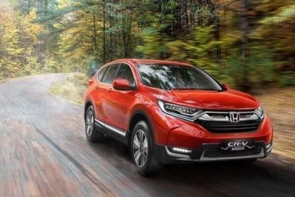 Honda Recall7.330 Mobil di Indonesia, CRV Paling Banyak Kena