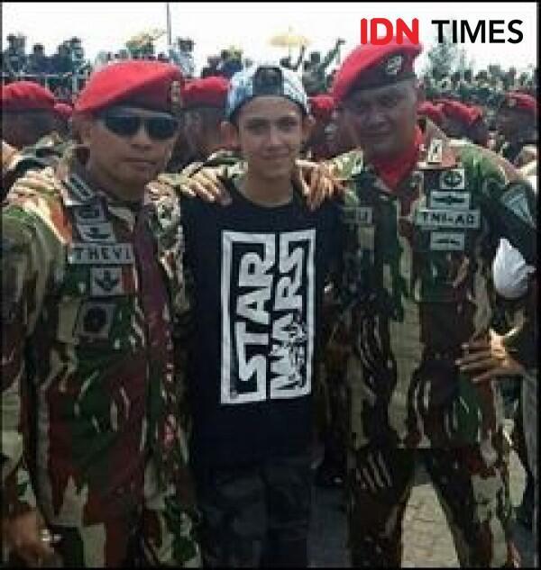 TNI AD Pertahankan Enzo jadi Taruna Akmil, Ini Alasannya
