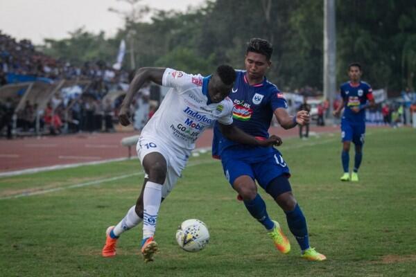 Persib vs Borneo FC: Maung Bandung SedangKolaps!