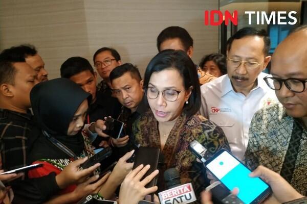 Sri Mulyani Pelajari Dampak Pelemahan Yuan ke Ekonomi Indonesia