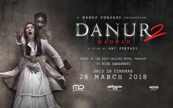 6 Film Horor Ini Diadaptasi dari Novel Risa Saraswati, Menyeramkan!