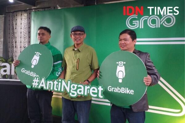 Presiden Grab Indonesia Ketemu Luhut, Ini yang Dibahas