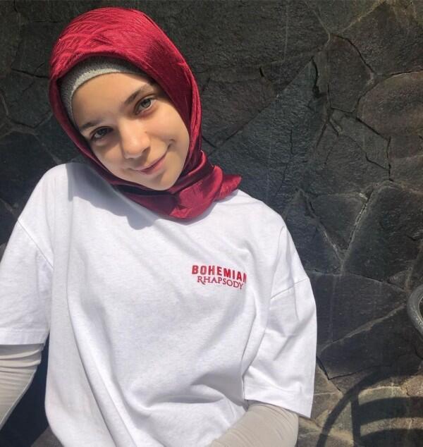 10 Potret Manis Isabel, Anak Ayu Azhari yang Kini Beranjak Remaja