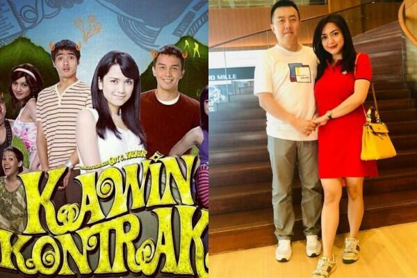 Ngetop di Film kimpoi Kontrak, 10 Kabar Terbaru Wiwid Gunawan 'Euis'