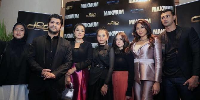 Bareng cast 'Film MAKMUM' bakal bahas setan yang suka nguntit!