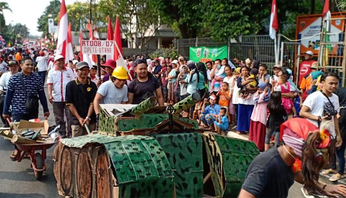 Kemeriahan 17-an di Kampung yang Nggak Akan Didapatkan di Kota Besar