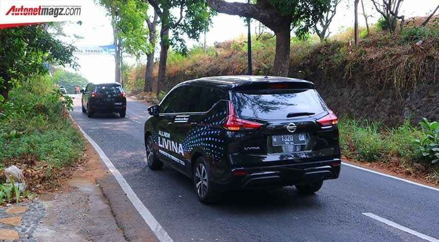 Test Drive Nissan Livina VE : Lahap Tanjakan Cangar!