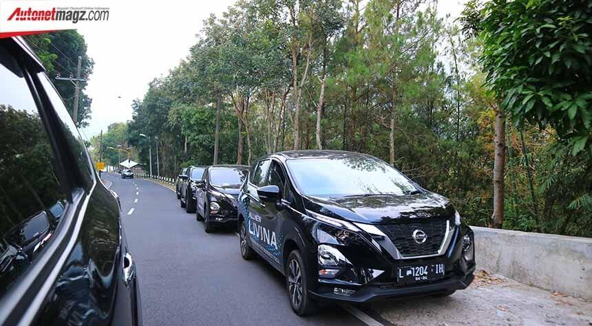 Cangar Bukan Hambatan All New Nissan Livina