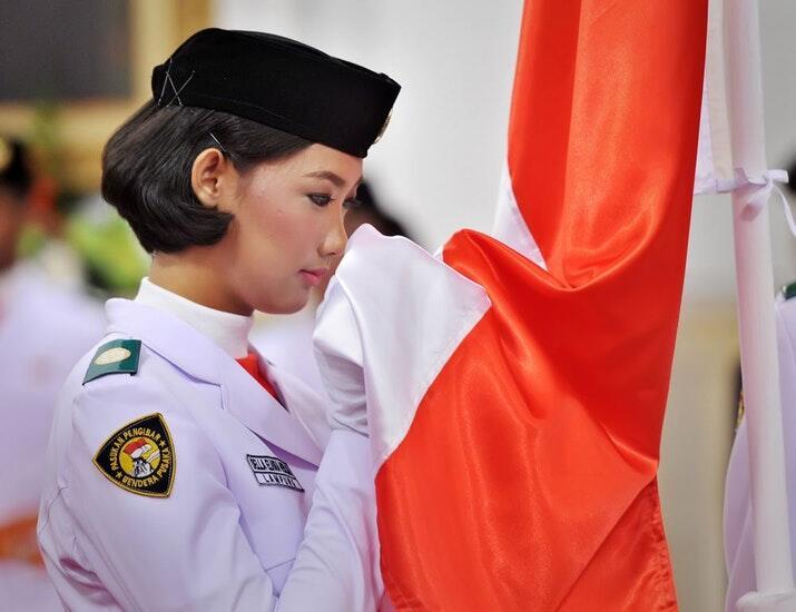Indonesiaku Kebanggaanku, Aku Cinta Padamu