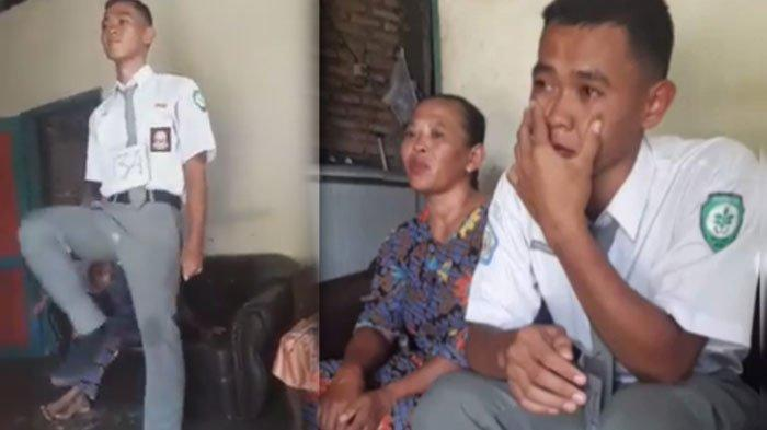 Anak Ini Dikluarkan Dari Paskibraka Karena Anak Pejabat