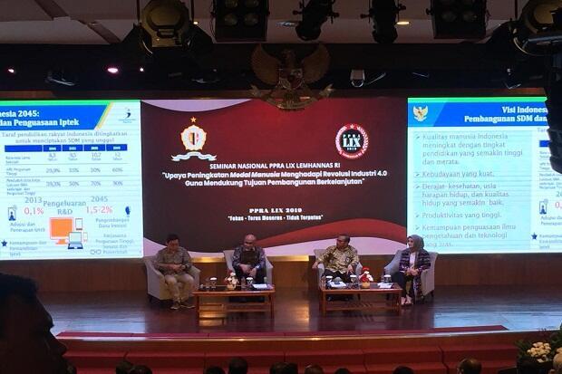 Hadapi Revolusi Industri 4.0, Sistem Pendidikan di Indonesia Harus Diubah