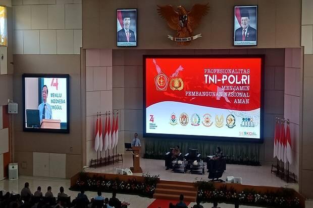 TNI Pertahankan Enzo Allie, Mahfud MD: Ya Sudah Enggak Apa-apa