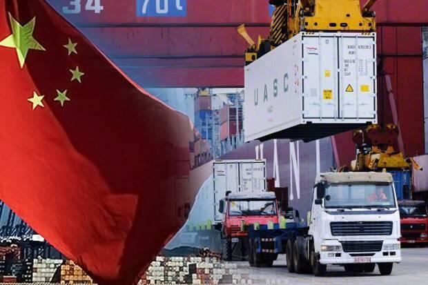 Produksi Industri China Bulan Juli Tumbuh 4,8%, Terburuk Selama 17 Tahun