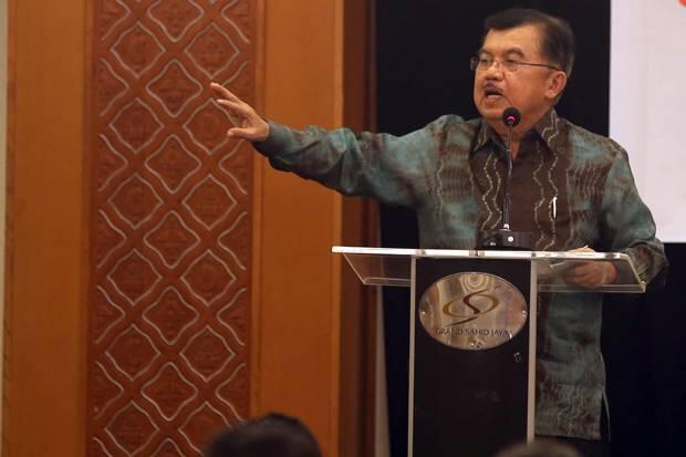 JK Berharap TNI-Polri Terus Jaga Stabilitas Keamanan Nasional