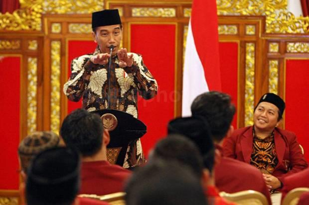 Jokowi Ungkap Komposisi Menteri Kabinet Kerja Jilid 2