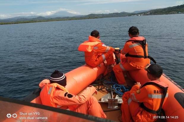 KM Blue Vin 05 Mati Mesin di Pulau Lembeh, Basarnas Lakukan Pencarian