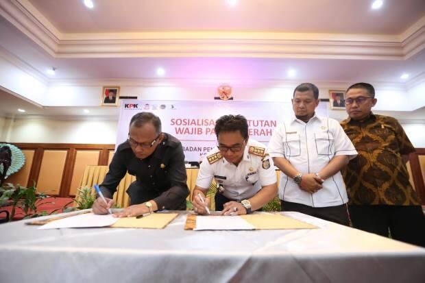Pemkot Makassar Bakal Tindak Tegas Wajib Pajak Nakal