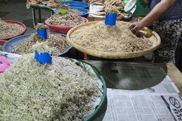 Di Kotamobagu, Harga Ikan Teri Tembus Rp175.000 per Kilogram