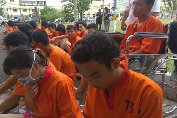 Janda Muda Jebak Korban Setelah Berkenalan lewat Media Sosial