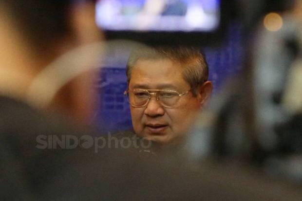 Ibunda Sakit, SBY Mohon Doa dari Seluruh Sahabat untuk Kesembuhan