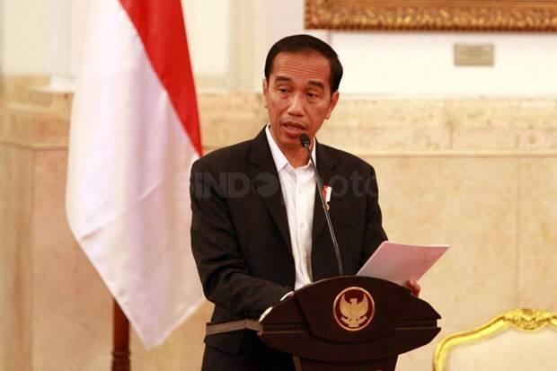 Jokowi Sebut Ada Perubahan Nomenklatur di Periode Mendatang