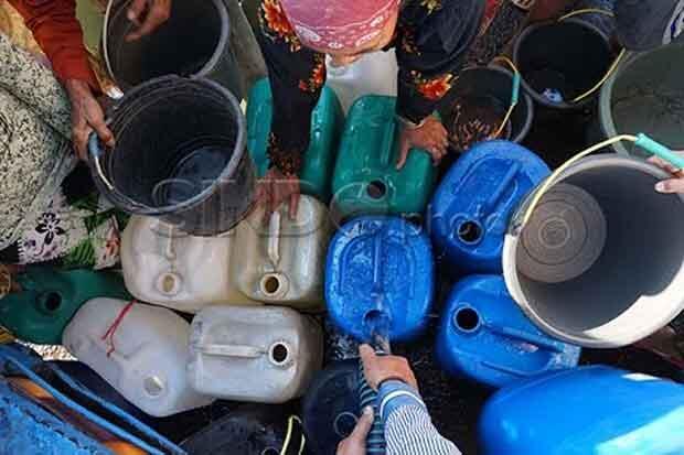 BPBD Belum Terima Laporan Dampak Musim Kemarau di Jakarta