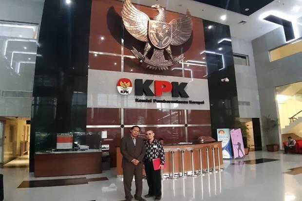 Dugaan Korupsi di DPRD Purwakarta, KMP Datangi Kejagung dan KPK