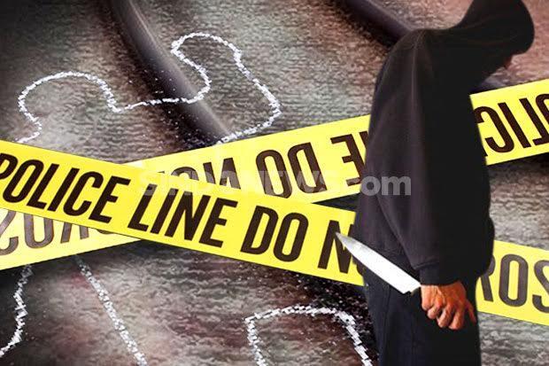Warga Temukan IRT Bersimbah Darah, Diduga Dibunuh Suami