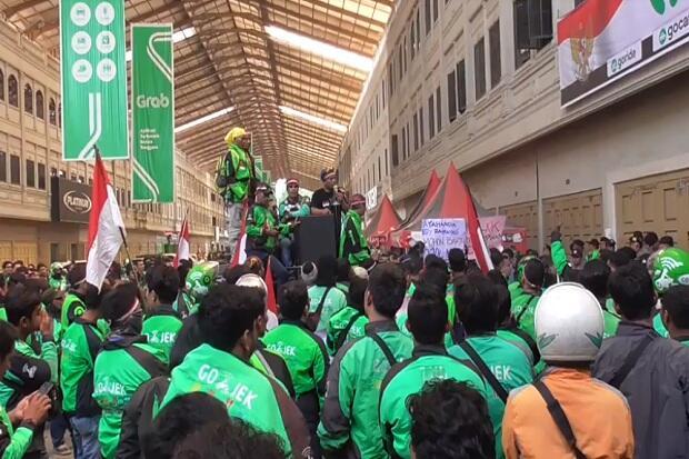 Tanggapan PT Gojek Indonesia soal Demo Mitra Driver di Medan